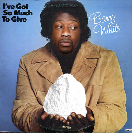 Barry White - Big Mama Thornton - Tracy - Wade In The Water